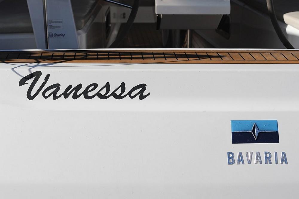 Bavaria Cruiser 41 between personal and professional Trogir