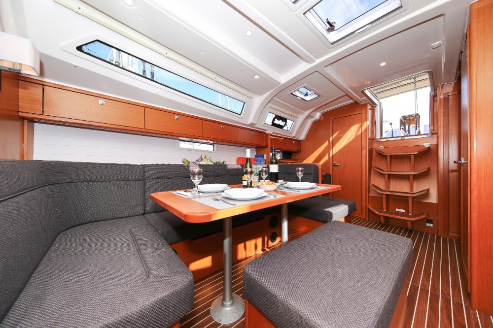 Bavaria Cruiser 41 S between personal and professional