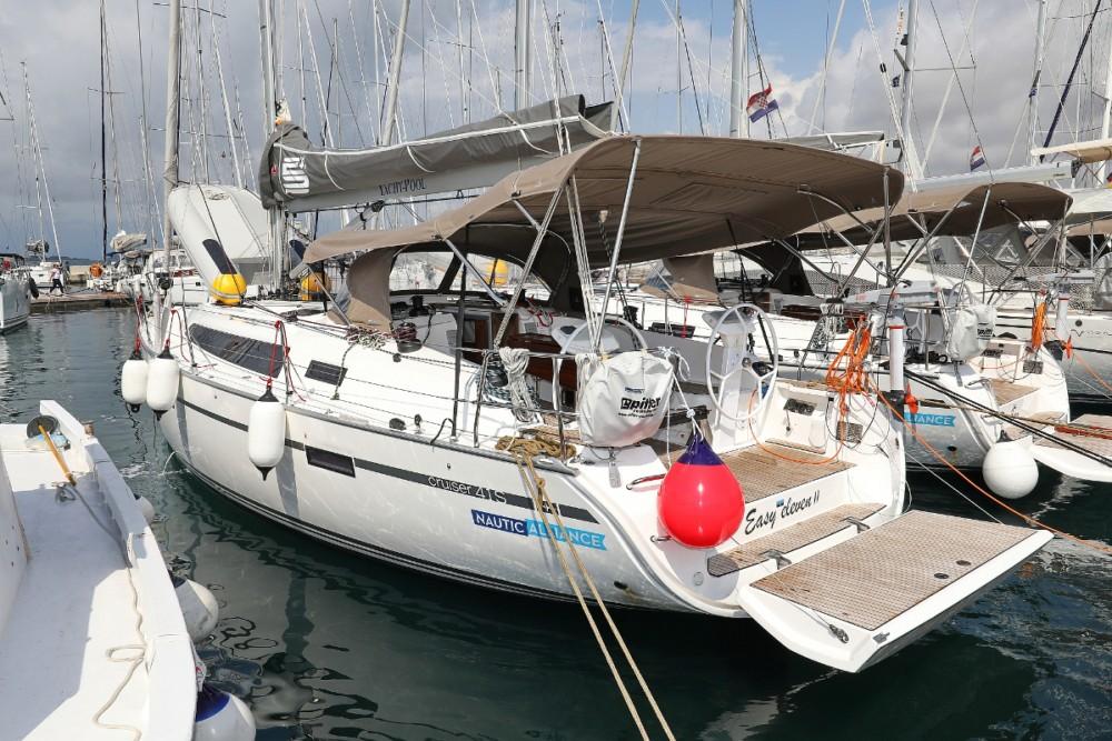 Rent a Bavaria Cruiser 41 S Croatia