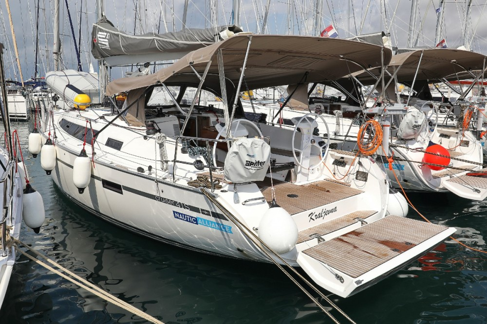 Rental yacht Croatia - Bavaria Cruiser 41 S on SamBoat