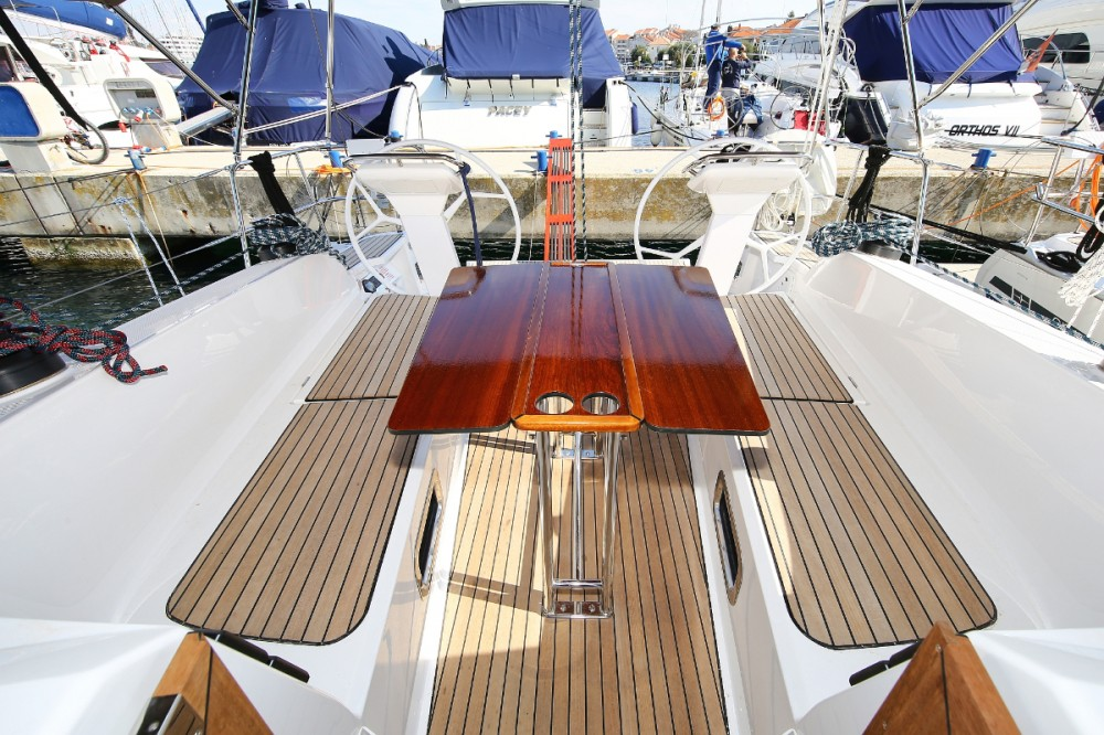 Rental Sailboat in Croatia - Bavaria Cruiser 41 S