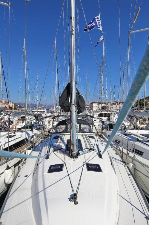 Rent a Bavaria Cruiser 41 S Trogir