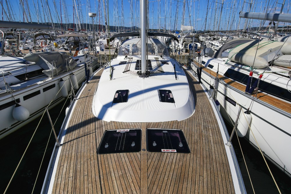 Rent a Bavaria Cruiser 45 Croatia