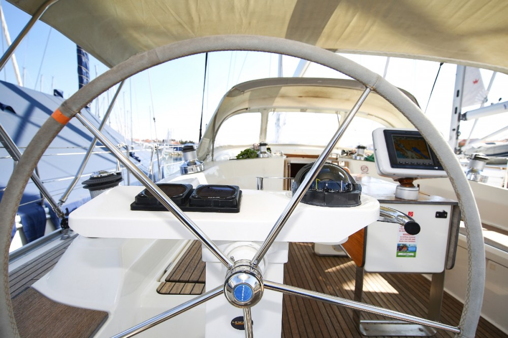 Bavaria Cruiser 45 between personal and professional Vólos