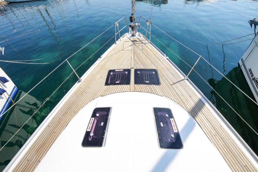 Rent a Bavaria Cruiser 45 Vólos