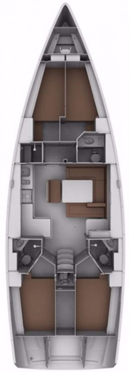 Rental Sailboat in  - Bavaria Cruiser 45