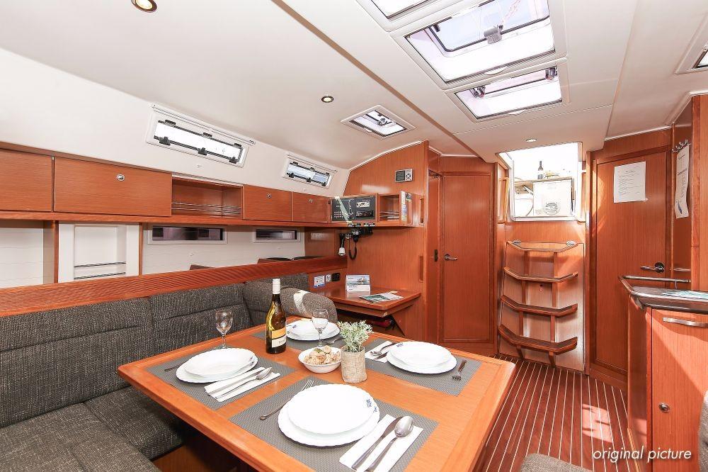 Rent a Bavaria Cruiser 45