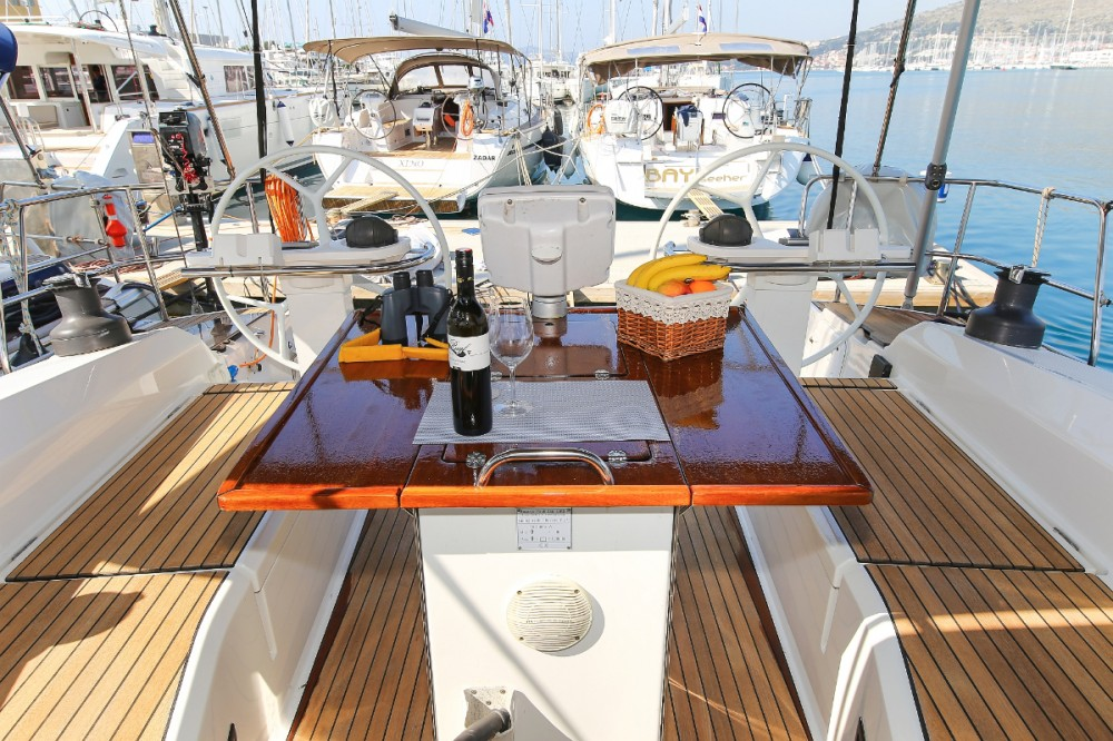 Rent a Bavaria Cruiser 45 Trogir