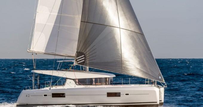 Rental yacht Eden Island - Lagoon Lagoon 42 on SamBoat