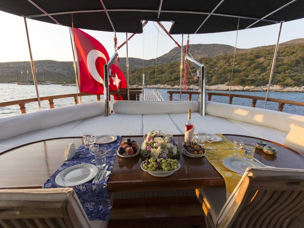Rental yacht Bodrum -  Gulet Karia on SamBoat