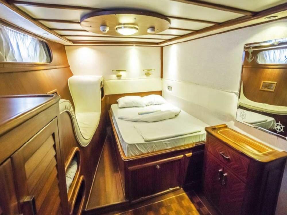 Rental yacht Bodrum -  Gulet Esma on SamBoat