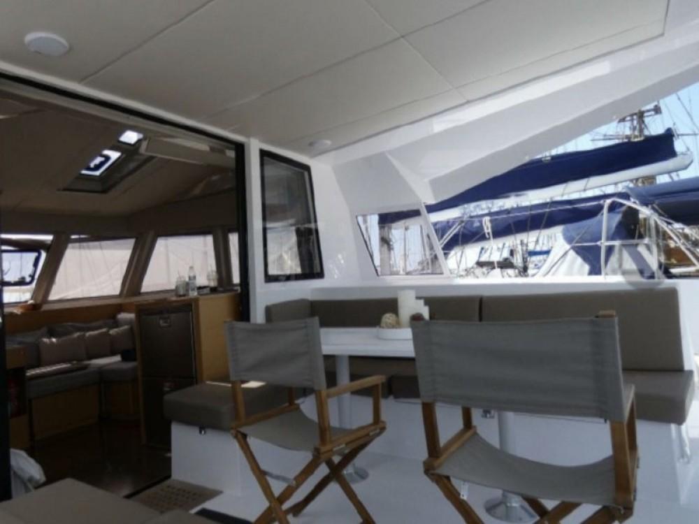 Rental yacht Alimos Marina - Nautitech Nautitech 46 Fly on SamBoat