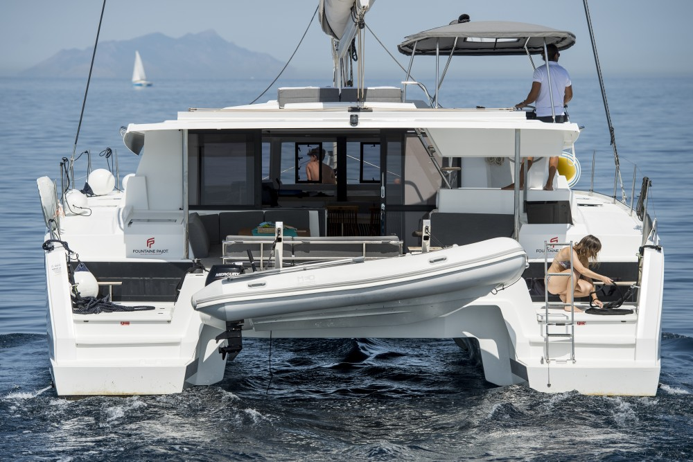 Fountaine Pajot Fountaine Pajot Astrea 42 between personal and professional Marsala