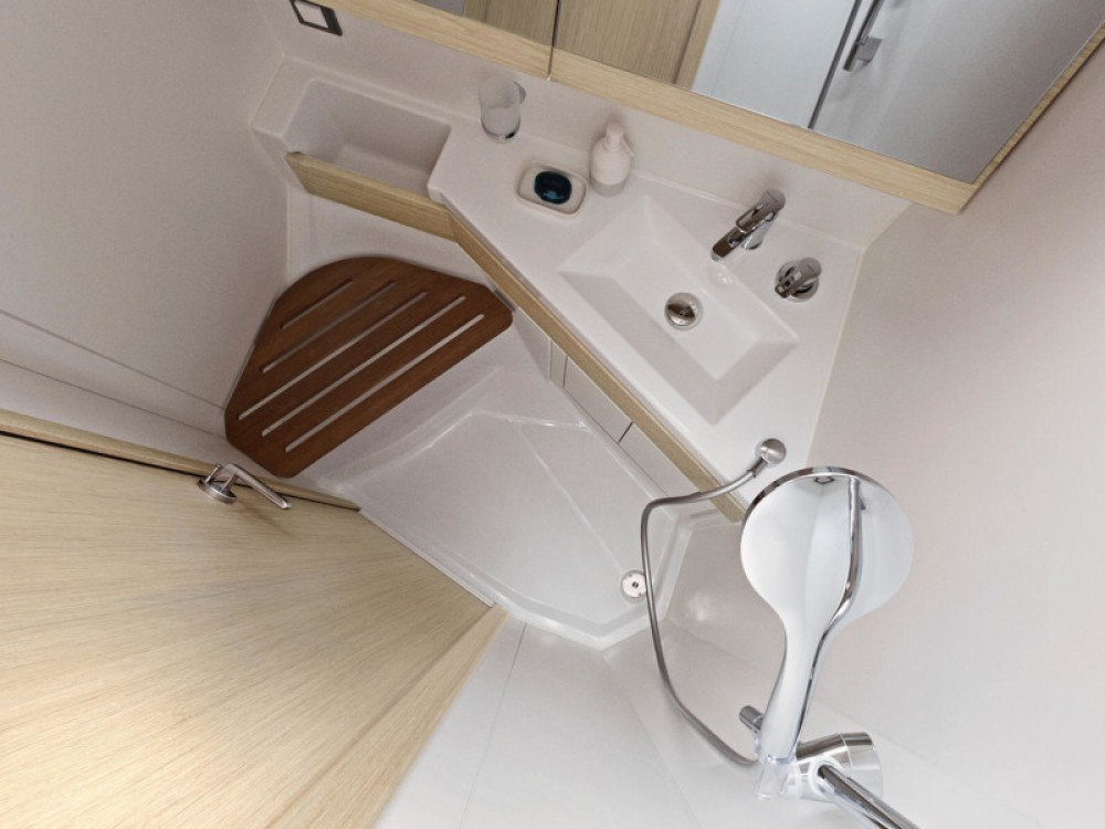 Boat rental Volos Municipality cheap Oceanis 461