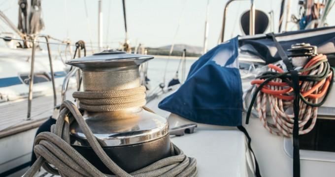Boat rental Volos cheap Beneteau 50