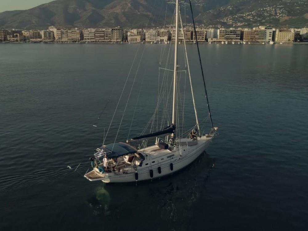 Boat rental Volos Municipality cheap Beneteau 50