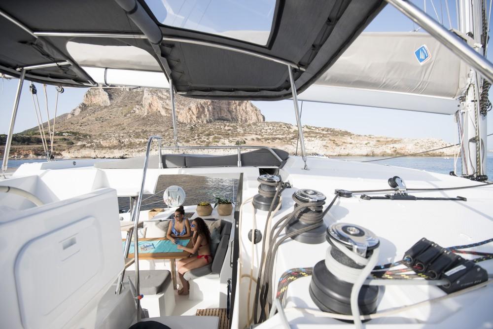 Boat rental Marsala cheap Fountaine Pajot Astrea 42