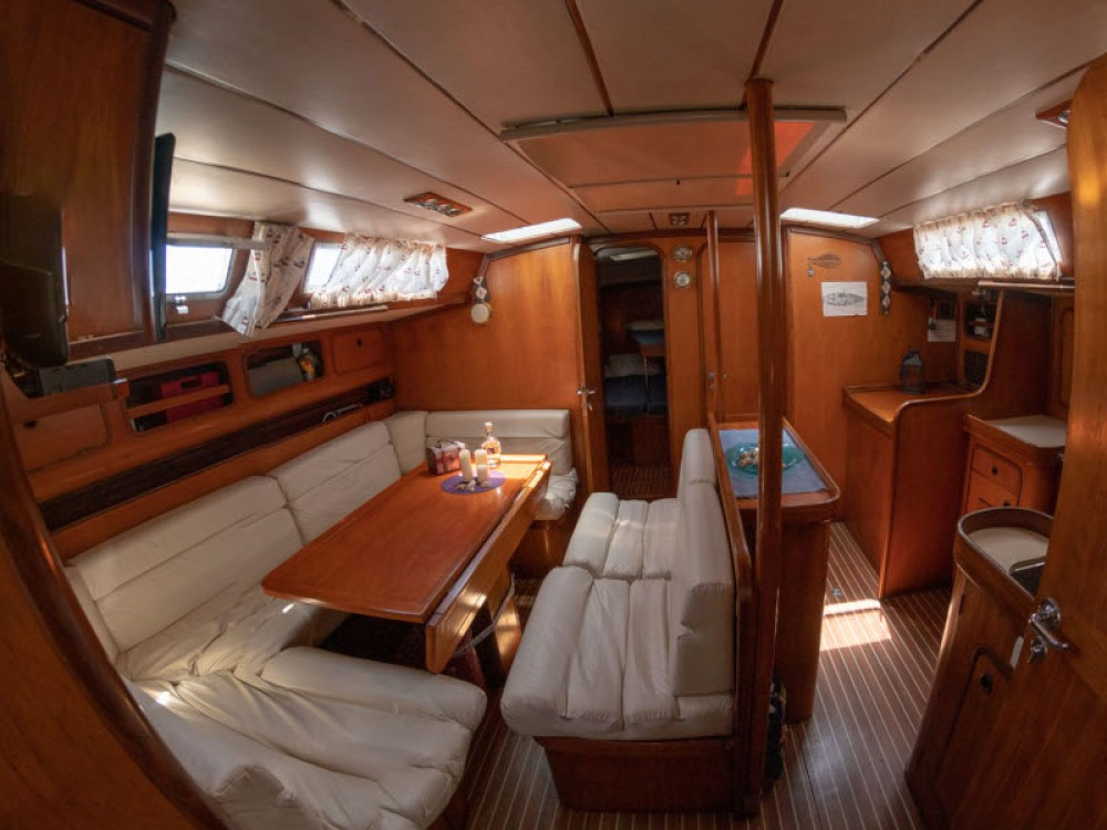 Bénéteau Beneteau 50 between personal and professional Volos