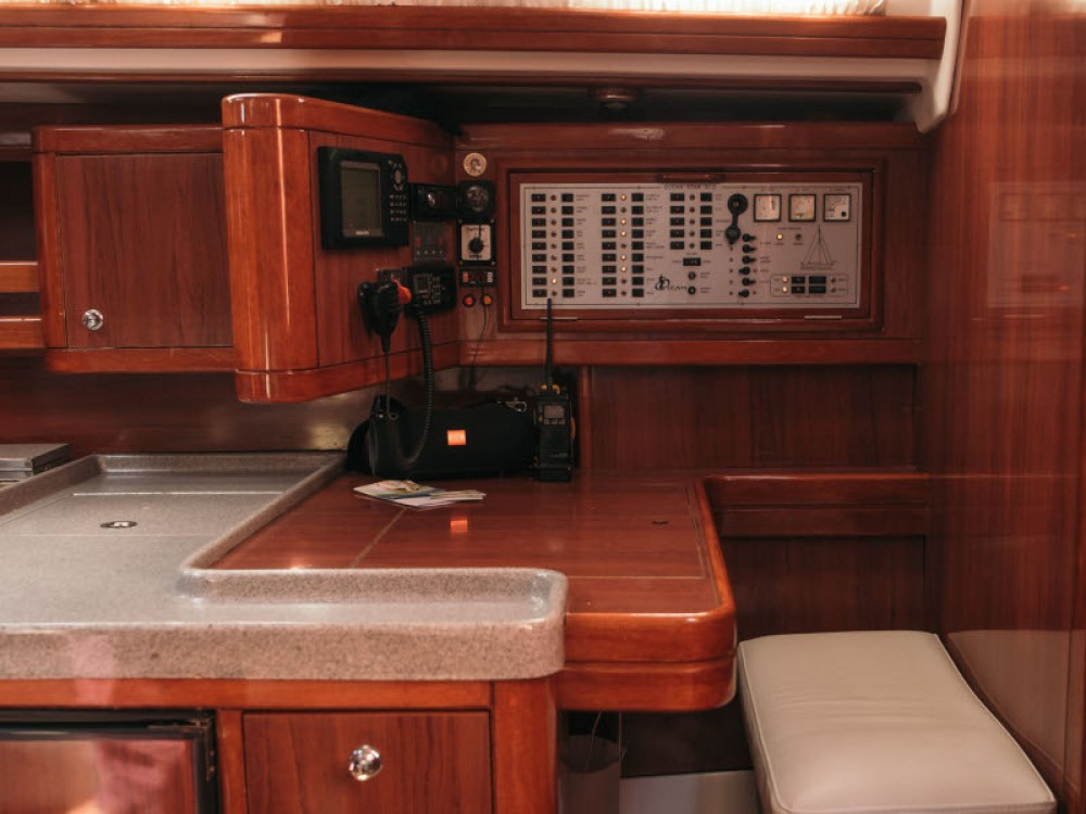 Rental Sailboat Ocean with a permit