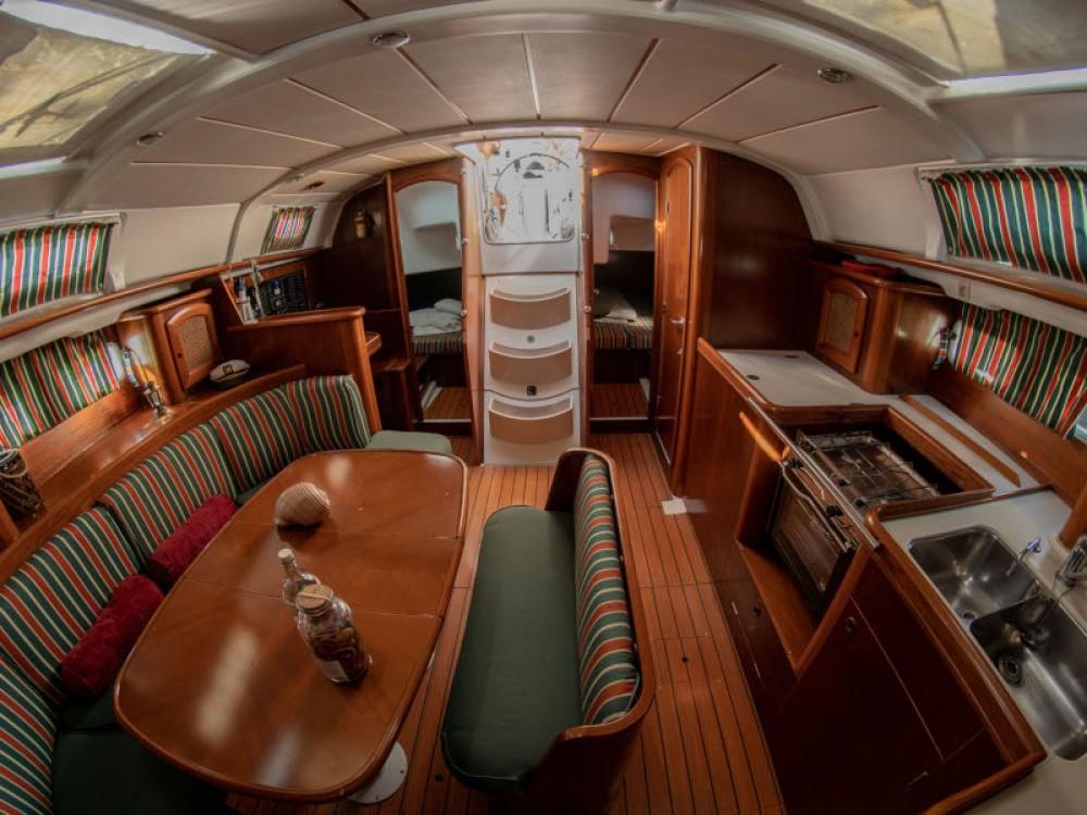 Rental yacht Volos - Bénéteau Oceanis 411 Clipper on SamBoat