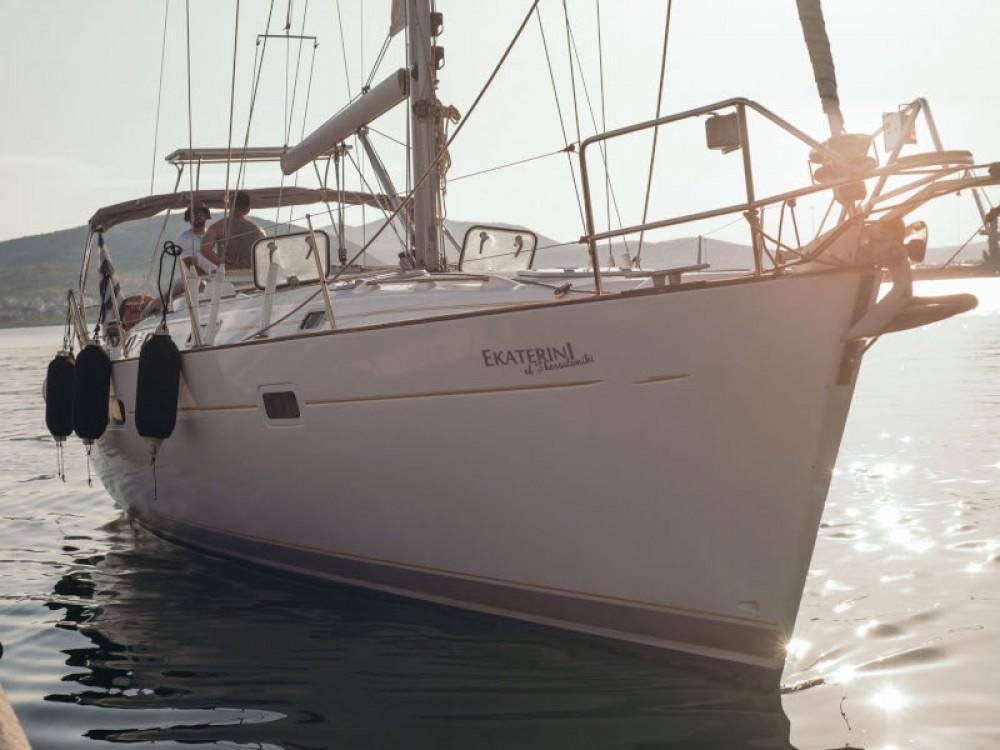Rent a Bénéteau Oceanis 411 Clipper Volos