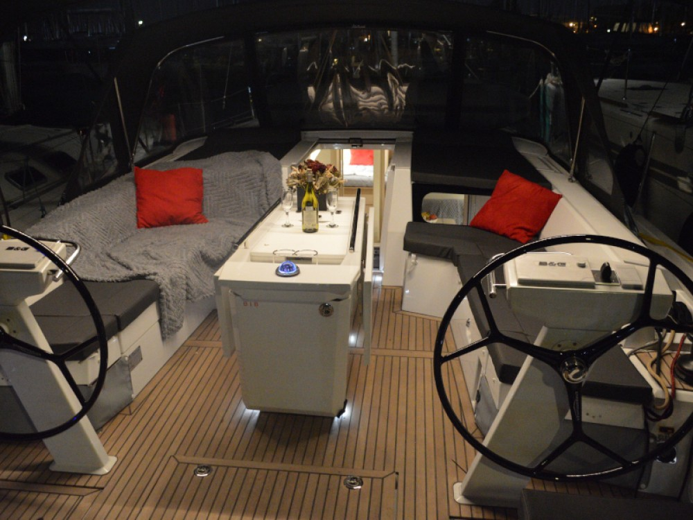 Sailboat for rent Sochi at the best price