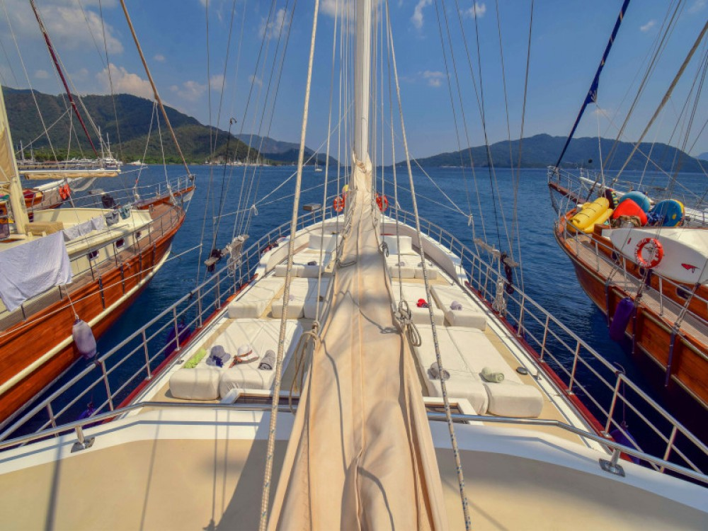 Boat rental Marmaris cheap Gulet - Perla del Mar