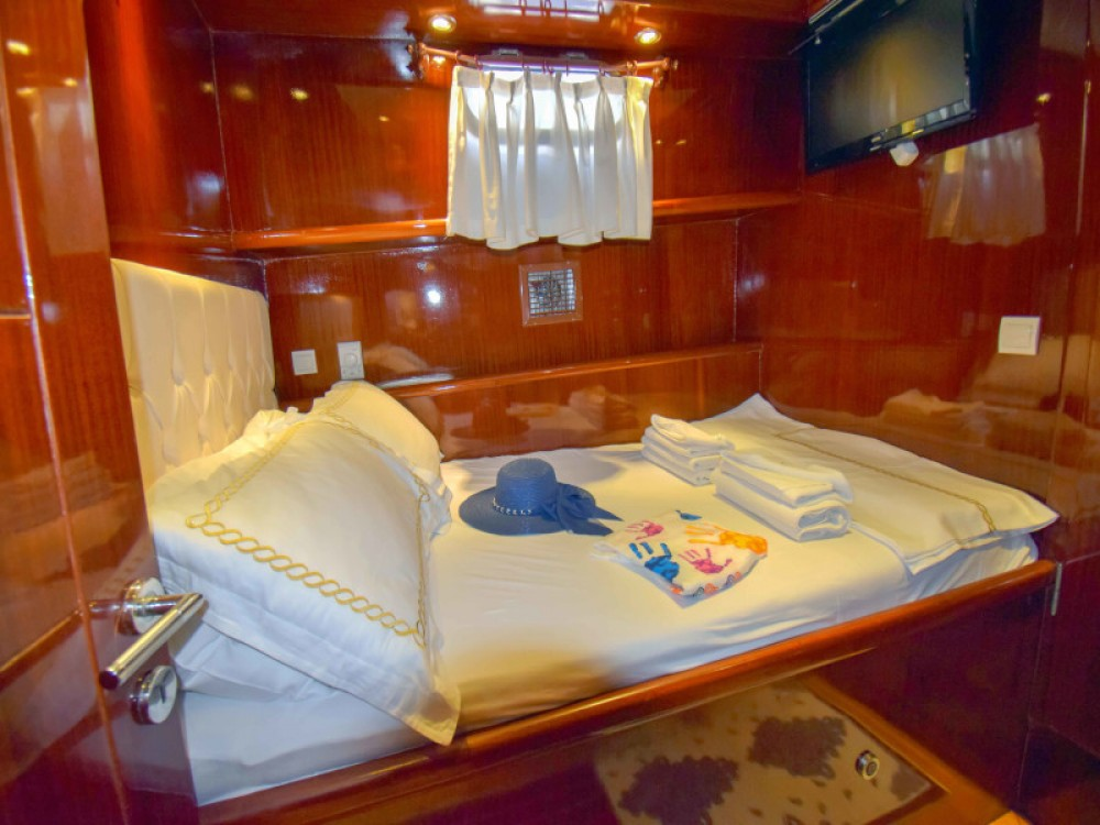 Rental Sailboat in Marmaris -  Gulet - Perla del Mar 1