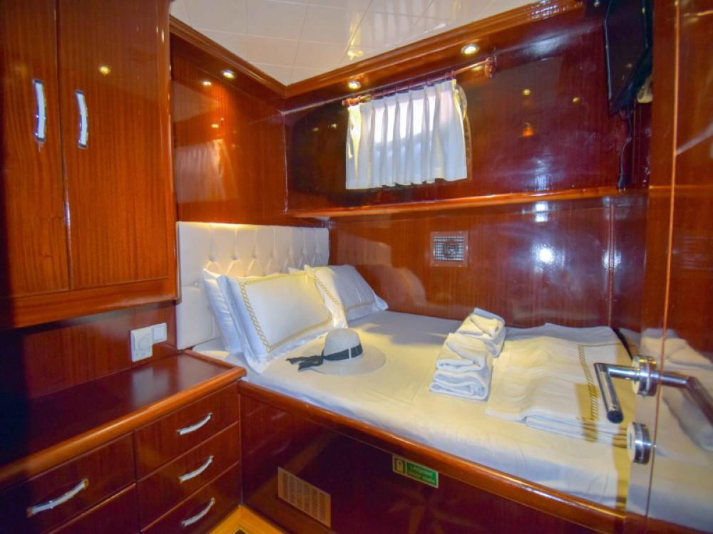 Rental yacht Marmaris -  Gulet - Perla del Mar 1 on SamBoat