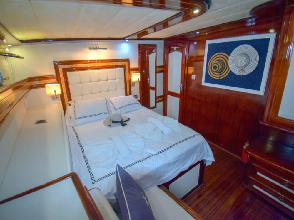 Boat rental Marmaris cheap Gulet / Perla del Mar 2