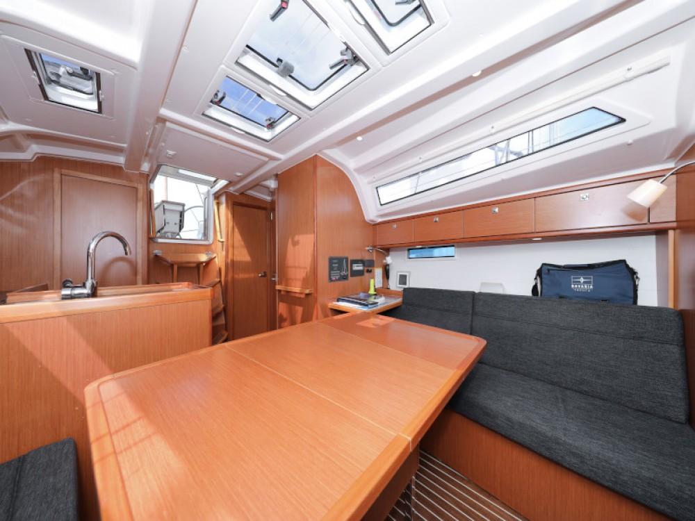 Boat rental Zadar cheap Bavaria Cruiser 37