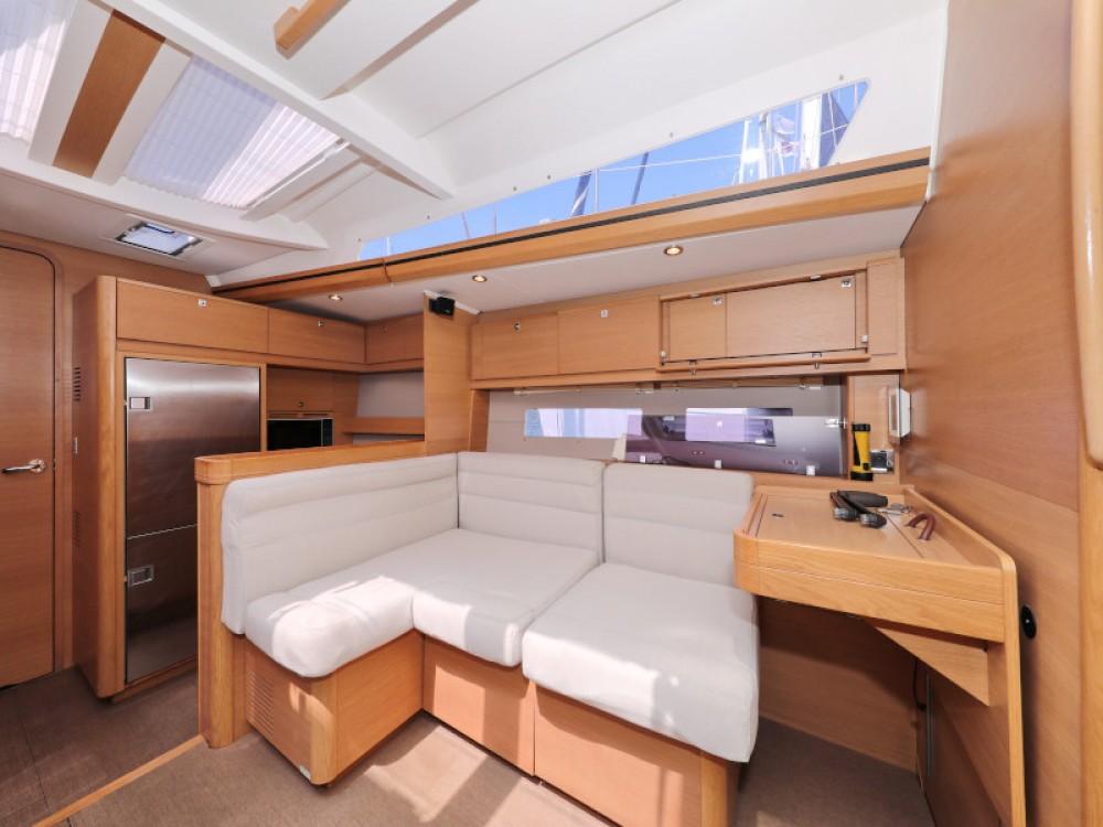 Rental Sailboat in D-Marin Borik - Dufour Dufour 560