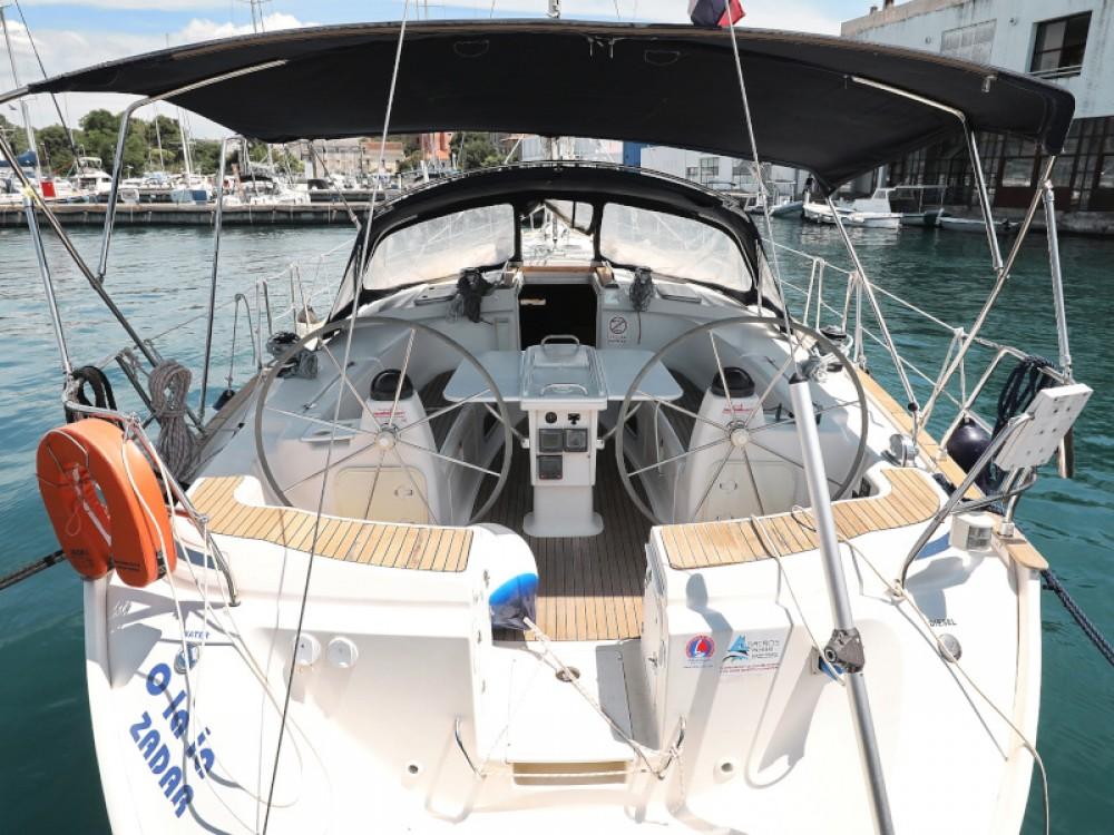 Rent a Bavaria Bavaria 44 Marina Zadar