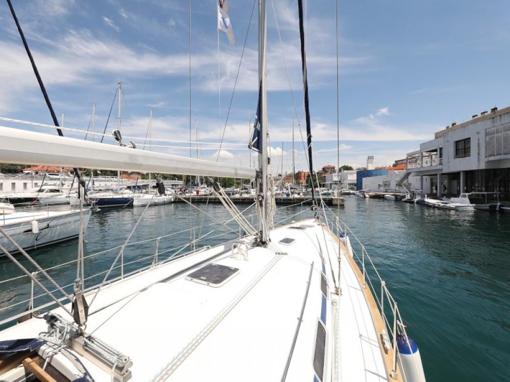 Rental yacht Marina Zadar - Bavaria Bavaria 44 on SamBoat