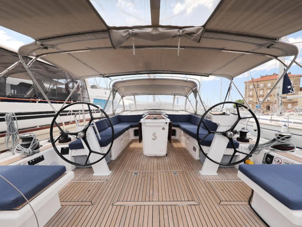 Boat rental Bénéteau Oceanis 51.1 in Zadar on Samboat