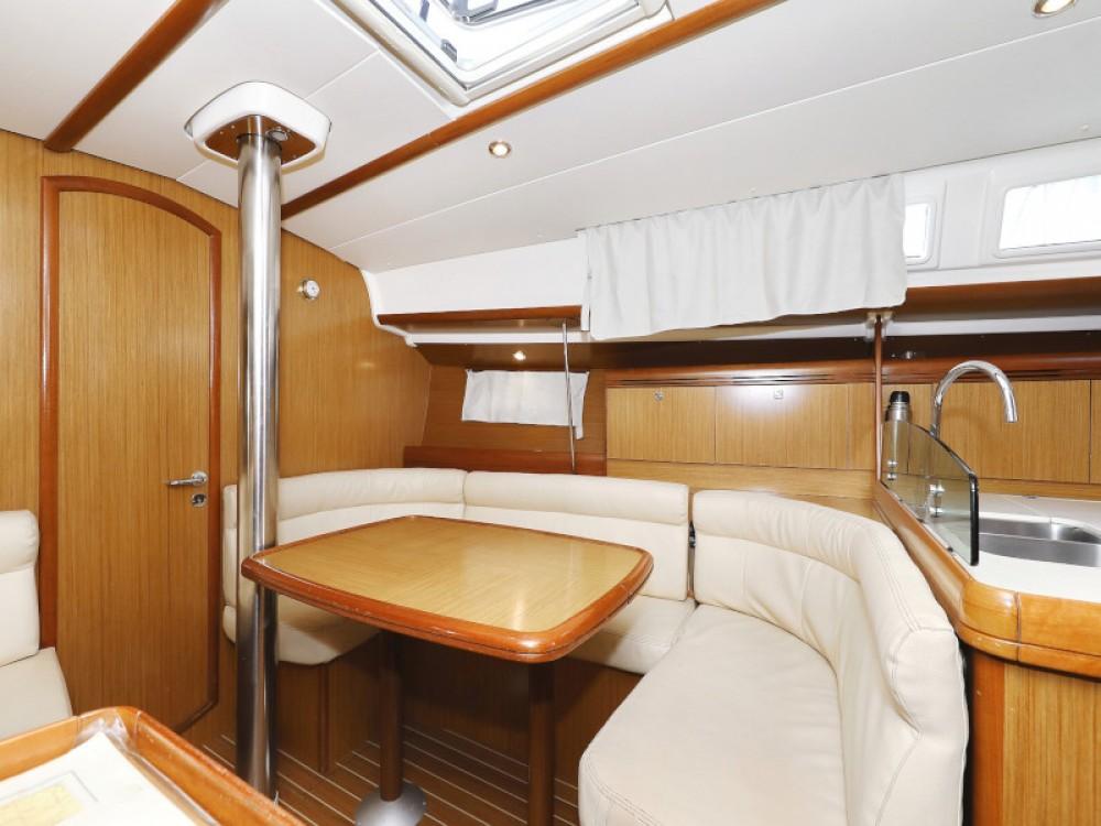Boat rental Marina Zadar cheap Sun Odyssey 39i