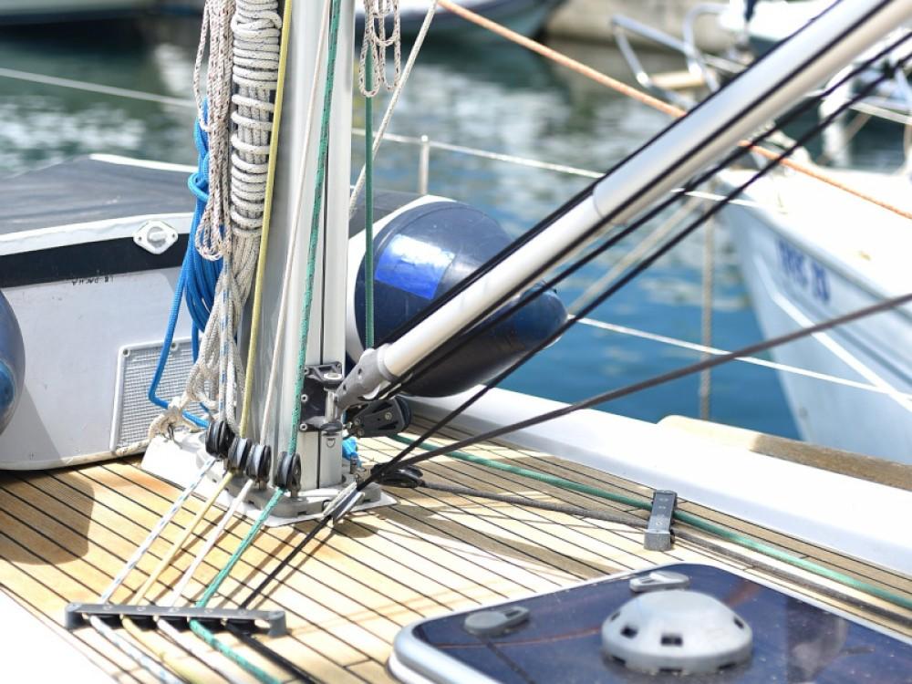 Rental Sailboat in Marina Zadar - Dufour Dufour 380