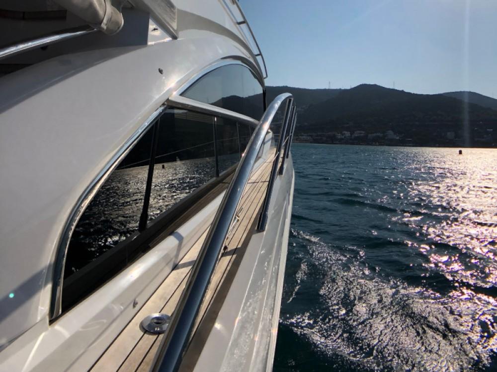 Rental yacht Bodrum - Princess Princess 52 Fly on SamBoat