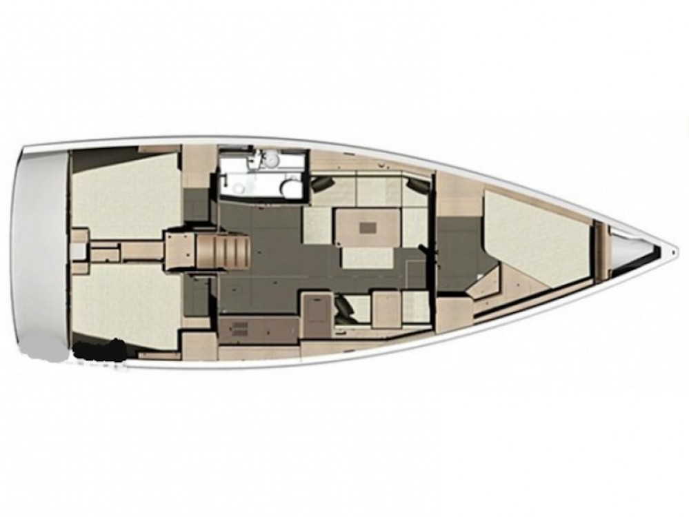 Dufour Dufour 410 Grand Large 6 between personal and professional Marmaris