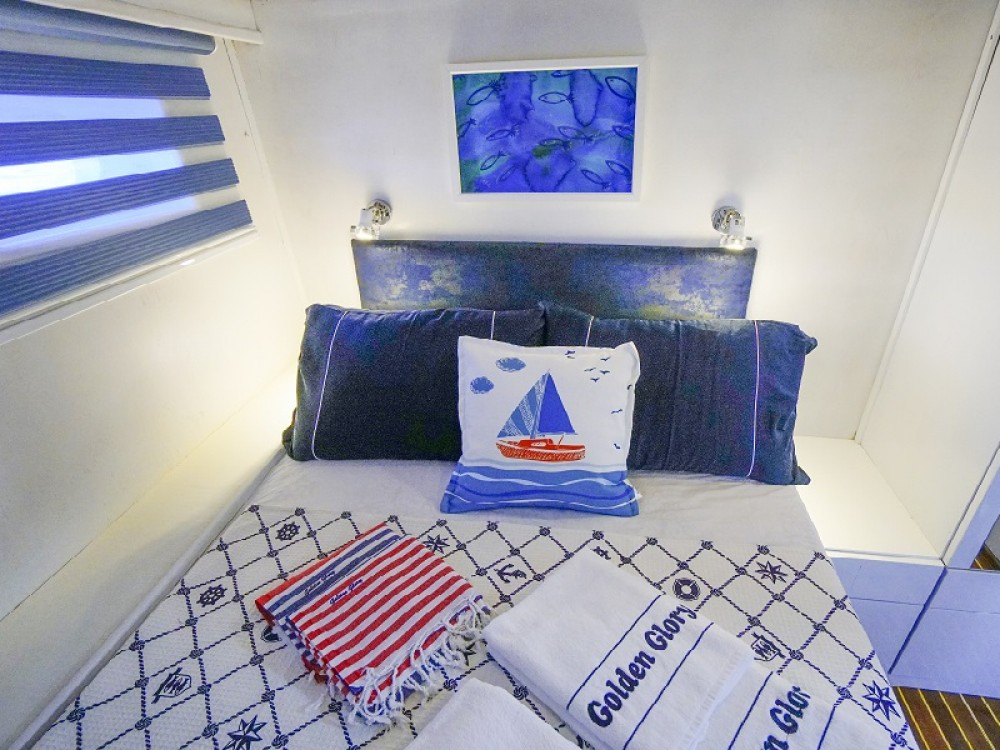 Rental Sailboat in Bodrum -  Gulet