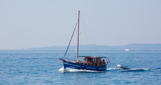 Rental yacht Split -  Classsic dalmatian boat on SamBoat