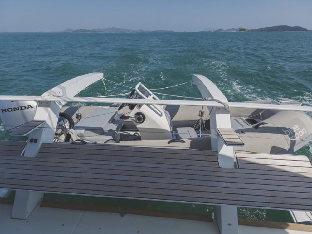 Lagoon Lagoon 52F between personal and professional Phuket