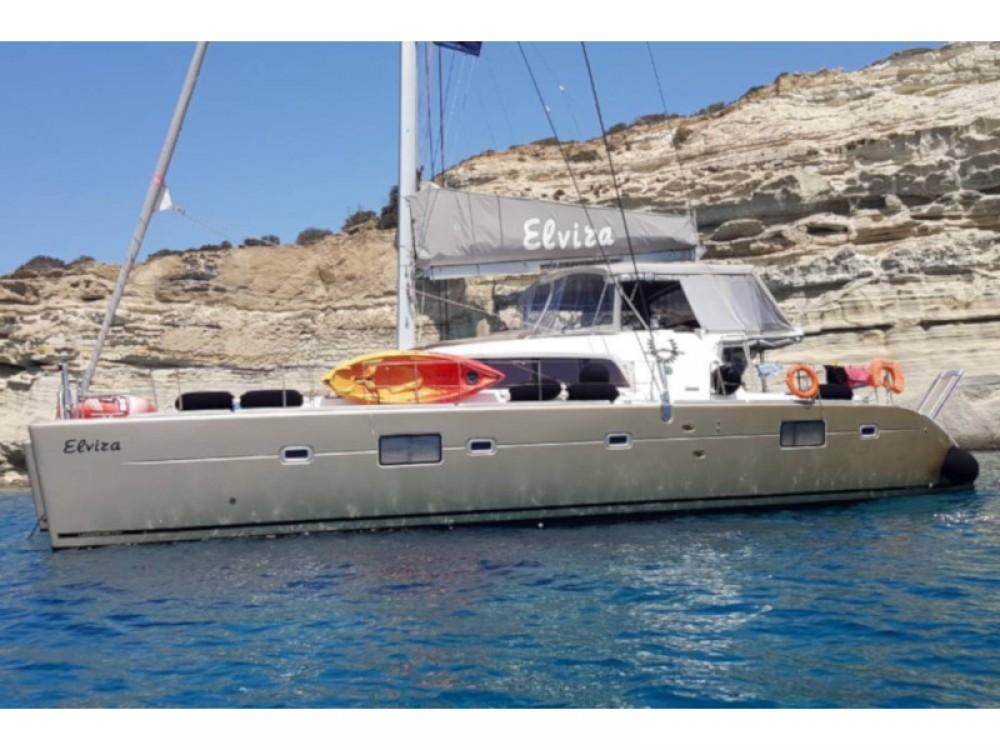 Rental yacht Álimos - Lagoon Lagoon 500 on SamBoat