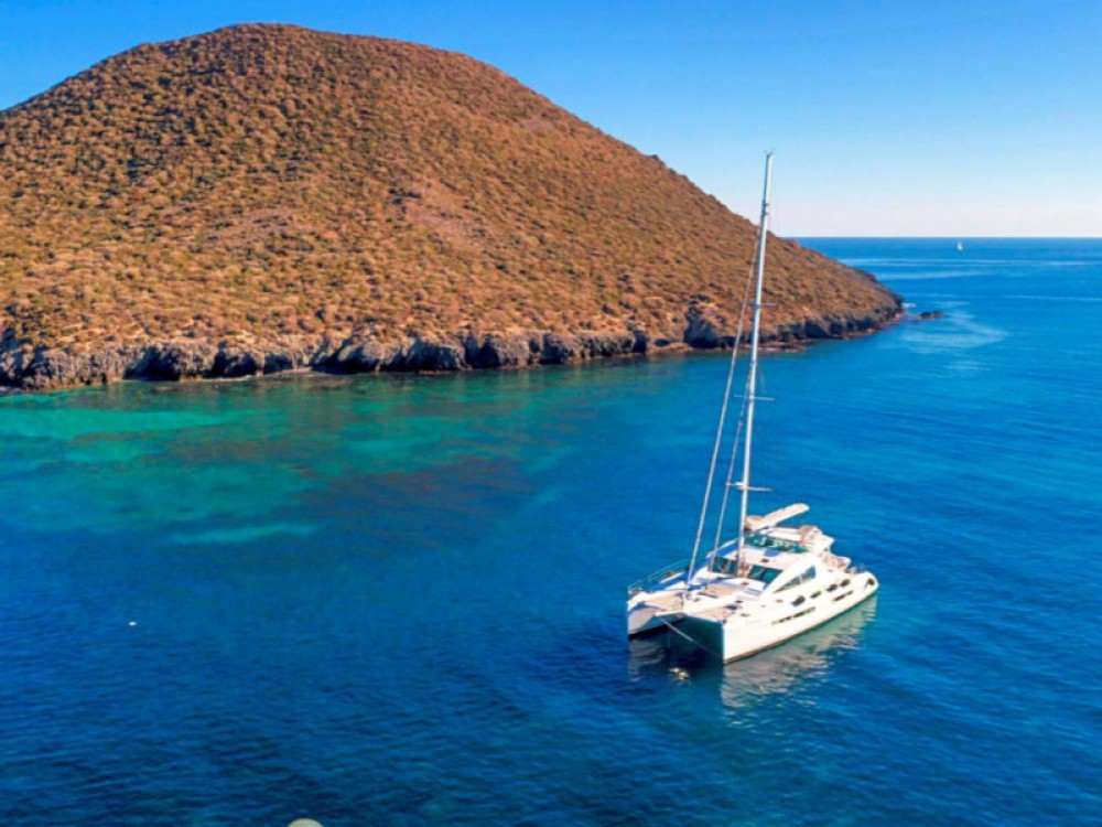 Rental Catamaran in Islas Baleares - Alliaura Privilege 615