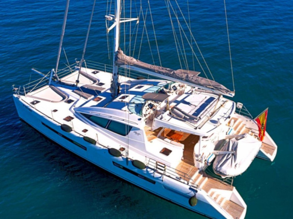 Rent a Alliaura Privilege 615 Islas Baleares