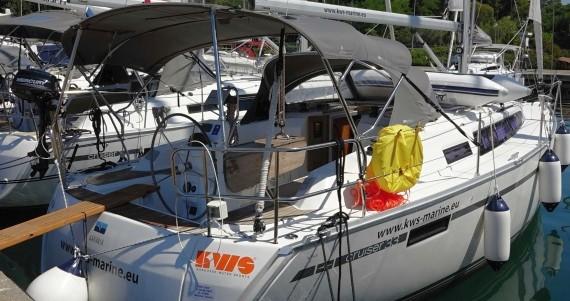 Boat rental Zadar cheap Cruiser 33