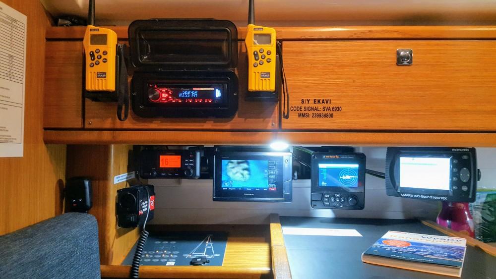Boat rental Álimos cheap Bavaria Cruiser 51