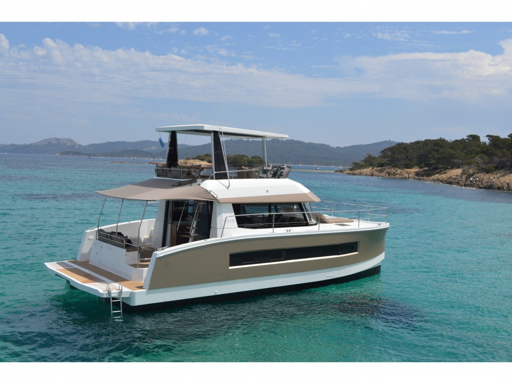 Boat rental Fountaine Pajot Fountaine Pajot MY 37 in  on Samboat