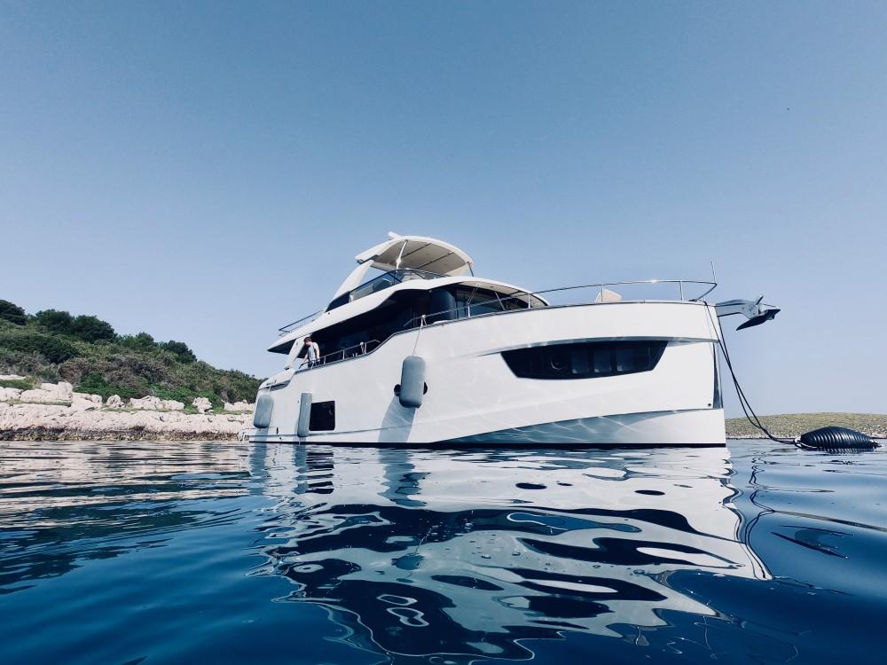 Rental yacht Rogoznica - Absolute Navetta 58 on SamBoat