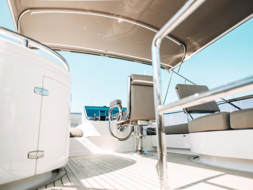 Rental yacht Marina Baotić -  Elegance 60 Fly on SamBoat